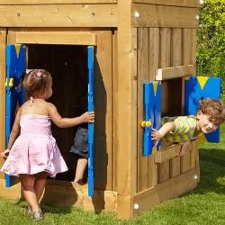 Jungle Gym Playhouse Module L