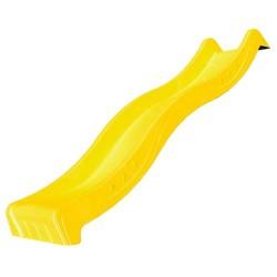 Jungle Gym rutsjebane - 220 cm - Gul