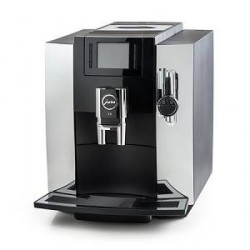 Jura E8 Espressomaskine Chrome