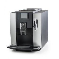Jura E8 Espressomaskine Platin