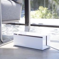 Kabelbox i hvid - WEB Yamazaki