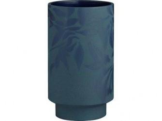 Kähler Kabell Vase H 19 x Ø 11 cm - Porcelæn - Indigo