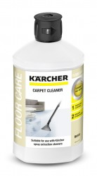 Kärcher Detergent, 1l For Carpet Cleaner Gulvvasker