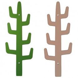 Kaktus knagerÆkke (grØn/grÅ)