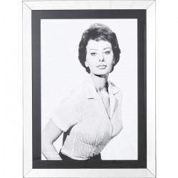 Kare Design Billede, Frame Italian Diva 120 x 90 cm