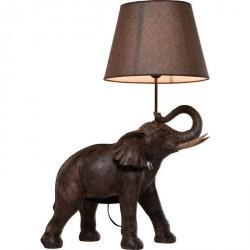 Kare Design Bordlampe, Elephant Safari