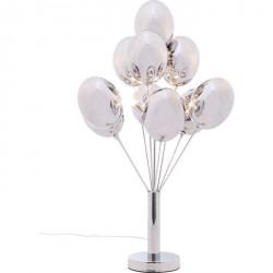 Kare Design Bordlampe, Silver Balloons