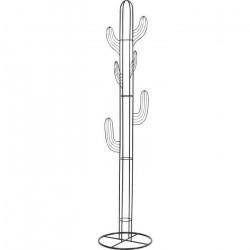 KARE DESIGN Cactus stumtjener - sort stål