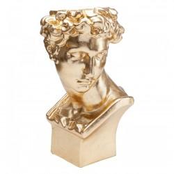 KARE DESIGN David Gold dekorationsurtepotte - guld fiberglas