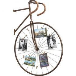 KARE DESIGN Deco cykel opslagstavle - stål og plast