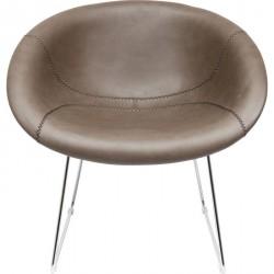 Kare Design Loungestol Grå