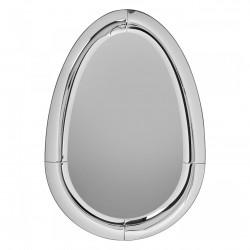 KARE DESIGN oval Bounce vægspejl - spejlglas (115x80)