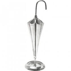 KARE DESIGN paraplyholder - sølv, m. 6 huller