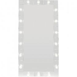 KARE DESIGN rektangulær Flor Mirror Make Up vægspejl - spejlglas (160x80)