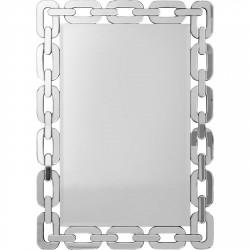 Kare Design Spejl, Chain 109x78cm