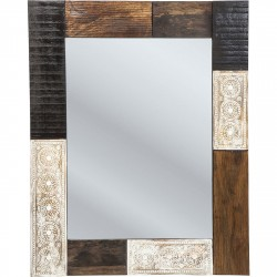 Kare Design Spejl, Finca 100x80cm
