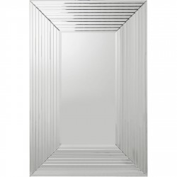 Kare Design Spejl, Linea Rectangular 150x100cm