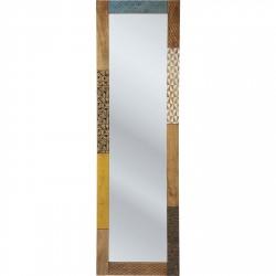 Kare Design Spejl, Soleil 180x55cm