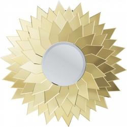 Kare Design Spejl, Sunflower