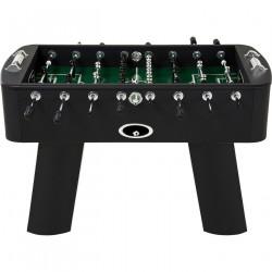 KARE DESIGN Style bordfodboldbord - forkromet metal og træ, m. bolde (ca. 76x145)