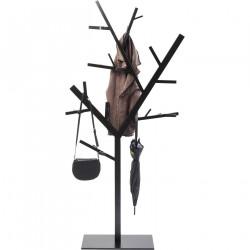 KARE DESIGN Technical Tree Black stumtjener - sort stål
