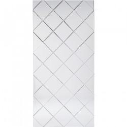 KARE DESIGN Tile spejl - spejlglas, rektangulær (200x100)