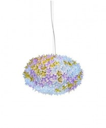 Kartell Bloom S1 Pendel Medium - Lavendel