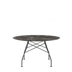 Kartell Glossy Marble spisebord - Brown Emparador - Flere farver