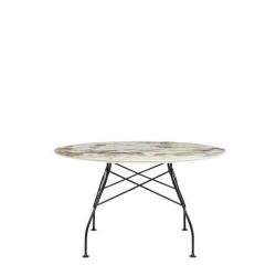 Kartell Glossy Marble spisebord - Symphonie - Flere farver