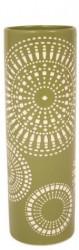 Keramisk vase (grØn)