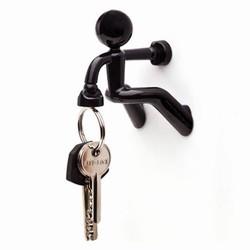 Key Pete nøgleholder - sort