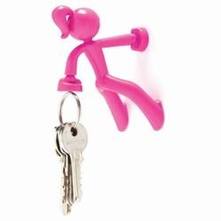 Key Petite - pink nøgleholder