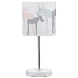 Kids Concept bordlampe - Edvin - Hvid