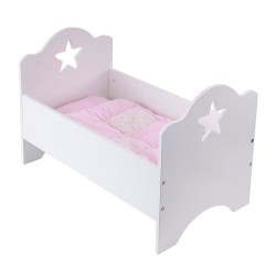 Kids Concept dukkeseng - Star - Hvid