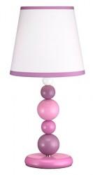 Kids Concept Fairy barn bordlampe ? Lyserød