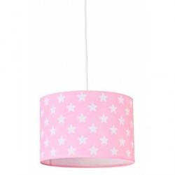Kids Concept Star taglampe – Lyserød