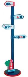 Kids Concept Turbo tøjstativ