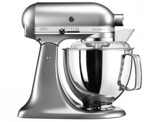 KitchenAid Artisan 175 Køkkenmaskine 4,8 liter Børstet Nikkel