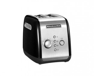 KitchenAid Brødrister sort, 2 skiver