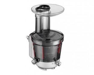 KitchenAid Slowjuicer/saftcentrifuge til køkkenmaskine klar/grå