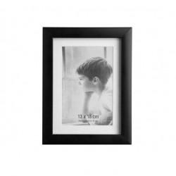 KJ Collection - Billedramme - 13 x 18 cm - Sort