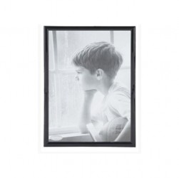 KJ Collection - Billedramme - 30 x 40 cm - Sort