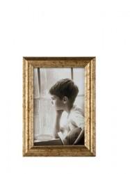 KJ Collection Fotoramme - PP - Glas - Guld - Antik - L 15,0cm - B 10,0cm - Stk.