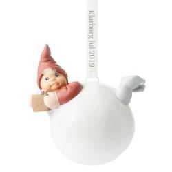 Klarborg juleophæng - Erna