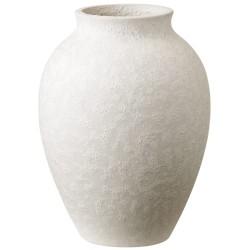 Knabstrup Keramik vase - Hvid