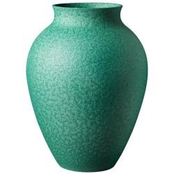 Knabstrup Keramik vase - Irgrøn