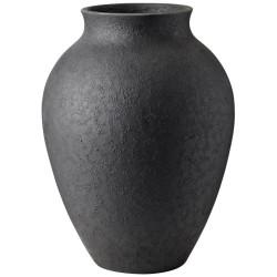 Knabstrup Keramik vase - Sort