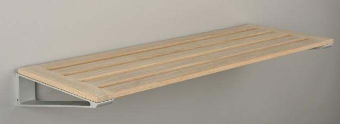 KNAX Skohylde - 40 cm - Egetræ