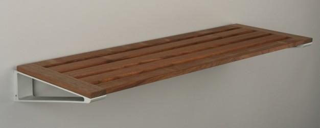 KNAX Skohylde - 40 cm - Valnød