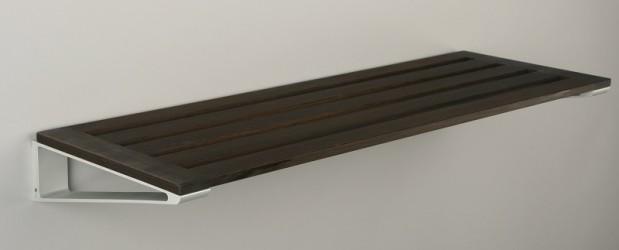 KNAX Skohylde - 80 cm - Egetræ